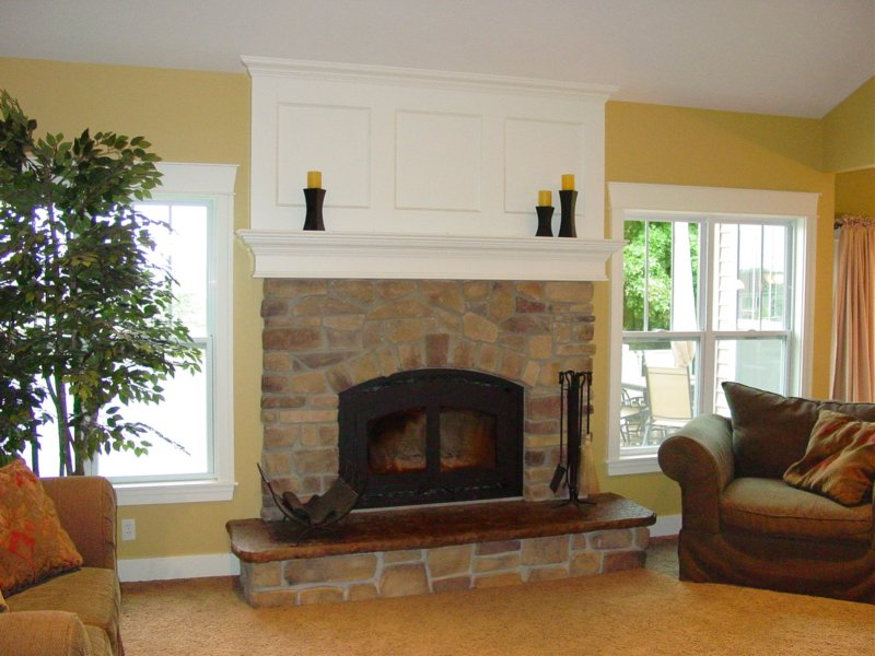Acadia of Byron Center Living Room