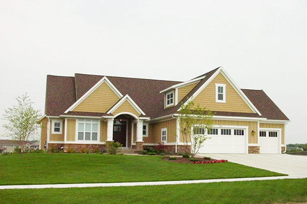 Acadia At Byron Center Ridgeline Homes