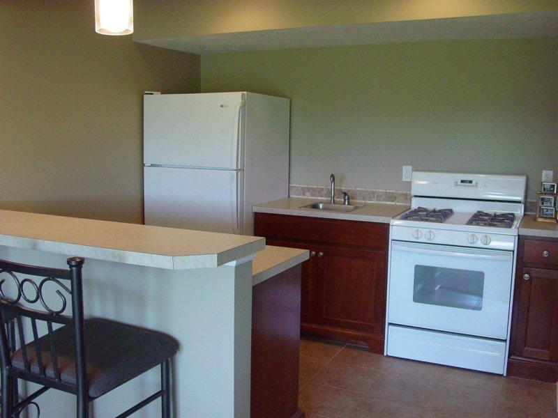 Acadia at Kenowa Lower Level Kitchen