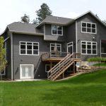 Ridgeline Homes Back