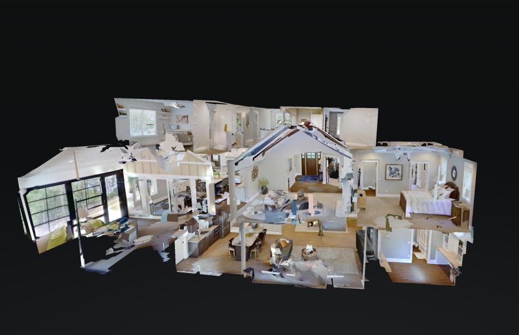 2020 Parade Home 3D Model