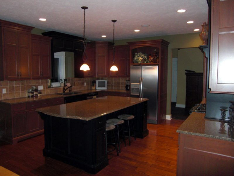 Acadia kitchen ridgeline homes for Kitchen 452 cincinnati