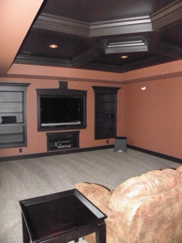 Edgewater Media Room