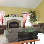 Acadia at Kenowa Living Room