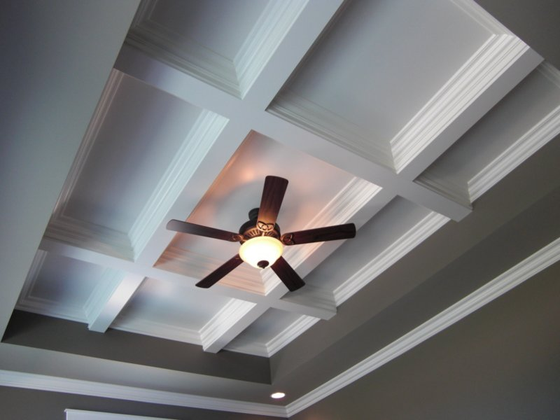 Nealon Master Bedroom Ceiling