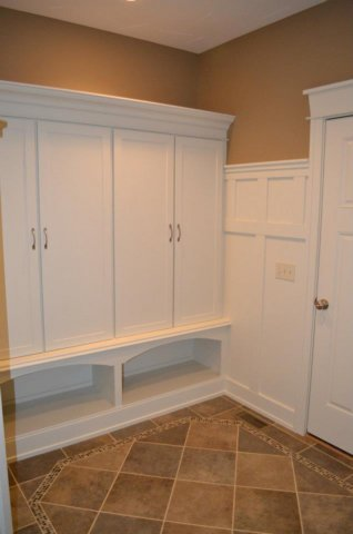 Stonehenge Entry Cabinets