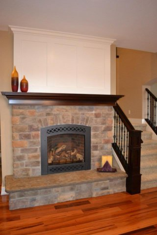 Andrew - Fireplace