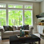 Ridgeline Homes Living Room